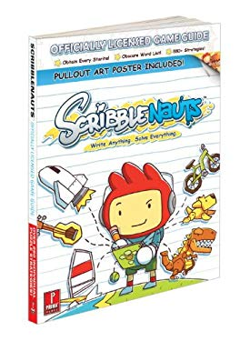 Scribblenauts: Officially Licensed Game Guide [With Poster] 9780307465504