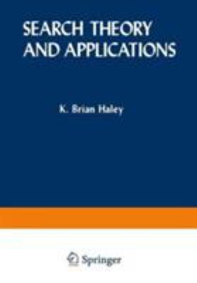Search Theory and Applications 9780306405624