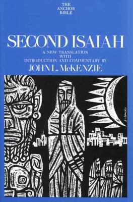 Second Isaiah 9780300140798