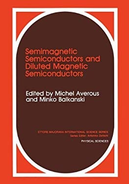 Semimagnetic Semiconductors and Diluted Magnetic Semiconductors 9780306439315