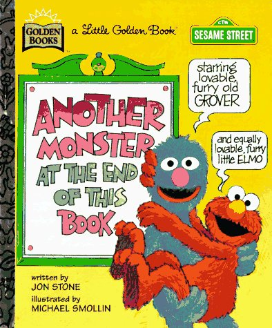 Another Monster at the End of This Book (Sesame Street) 9780307987693