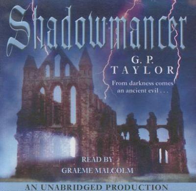 Shadowmancer (Lib)(CD) 9780307206435