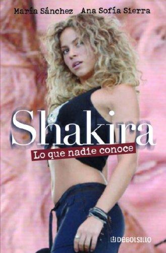 Shakira 9780307391094