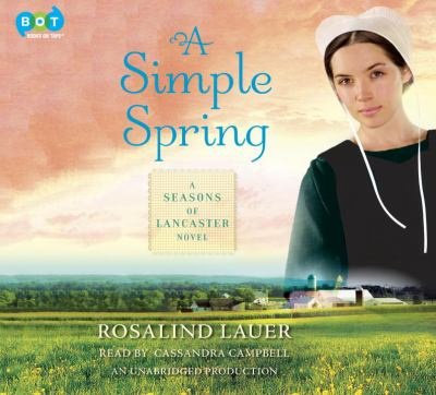 Simple Spring, a (Lib)(CD) 9780307943477