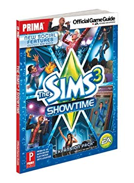 The Sims 3 Showtime 9780307894434