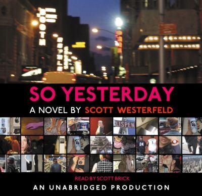So Yesterday (Lib)(CD) 9780307284587