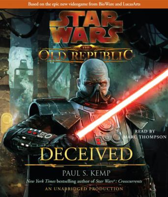 Deceived: Star Wars (the Old Republic) 9780307879325