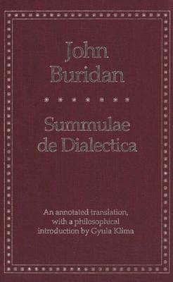Summulae de Dialectica 9780300084252