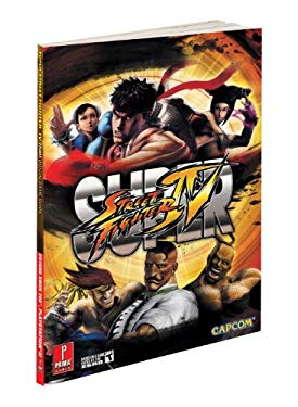Super Street Fighter IV 9780307467966