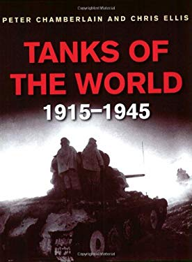 Tanks of the World, 1915-1945 9780304361410