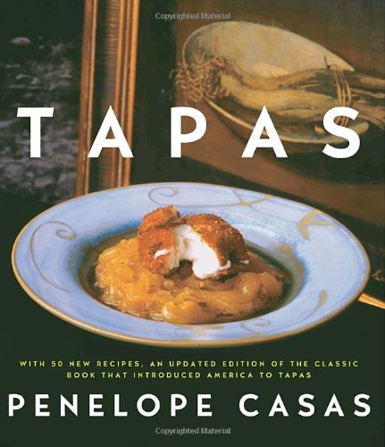 Tapas: The Little Dishes of Spain 9780307265524