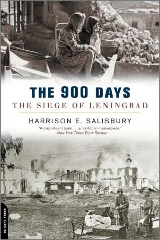 The 900 Days: The Siege of Leningrad 9780306812989