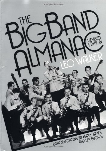 The Big Band Almanac 9780306803451