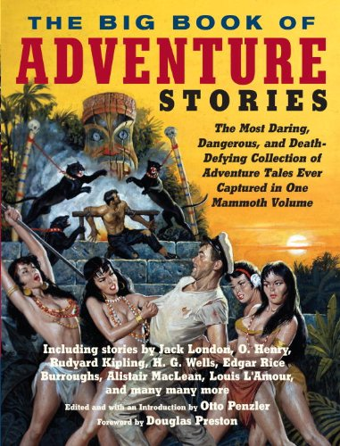 The Big Book of Adventure Stories 9780307474506