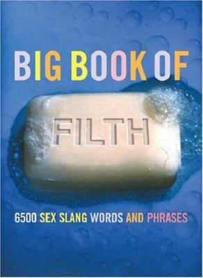 The Big Book of Filth: 6500 Sex Slang Words and Phrases 9780304363872