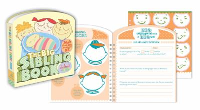 The Big Sibling Journal: Baby's First Year According to Me 9780307461971