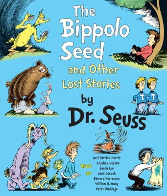 The Bippolo Seed and Other Lost Stories 9780307746054