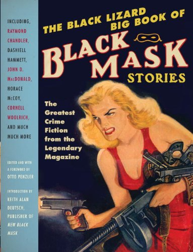 The Black Lizard Big Book of Black Mask Stories 9780307455437