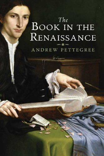 The Book in the Renaissance 9780300110098