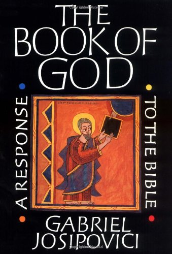 The Book of God: A Response to the Bible 9780300048650