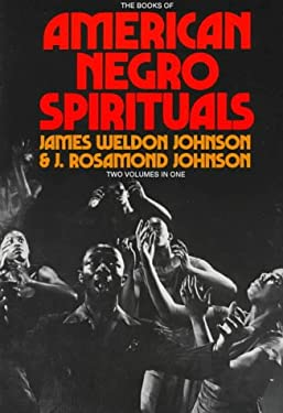 The Books of American Negro Spirituals 9780306800740
