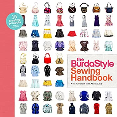 The BurdaStyle Sewing Handbook [With Pattern(s)] 9780307586742