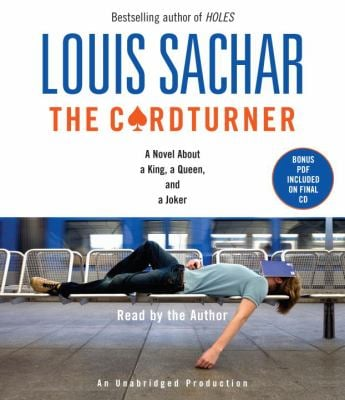 The Cardturner: A Novel about a King, a Queen, and a Joker 9780307712134