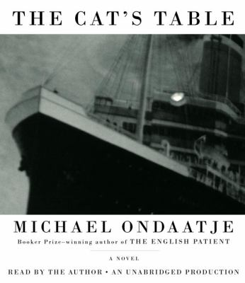 The Cat's Table 9780307943712