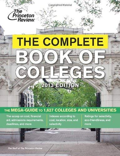 The Complete Book of Colleges 9780307944924