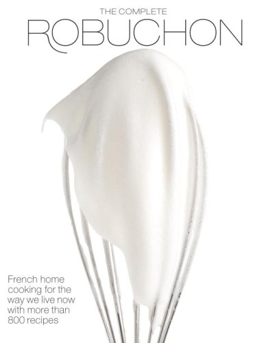 The Complete Robuchon 9780307267191