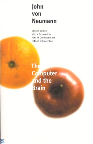 The Computer and the Brain 9780300084733
