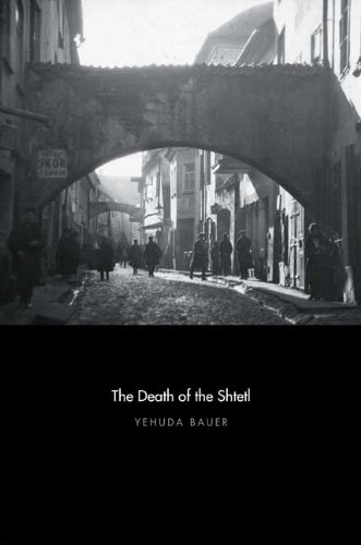 The Death of the Shtetl 9780300152098