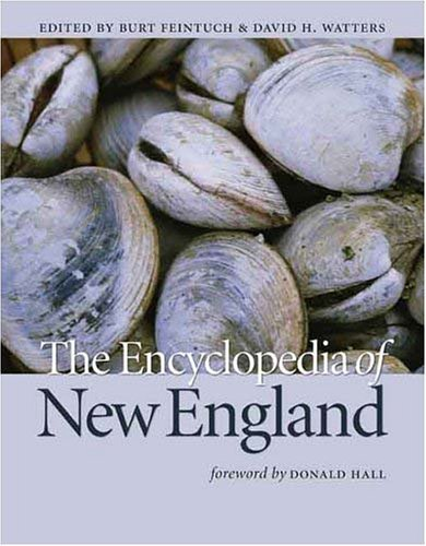 The Encyclopedia of New England 9780300100273