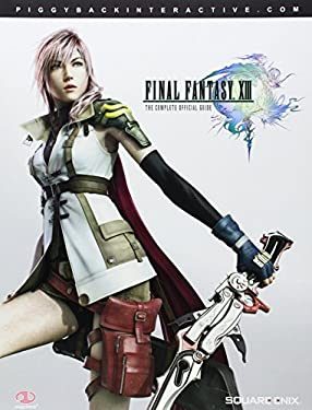 Final Fantasy XIII: Complete Official Guide - Standard Edition 9780307468376
