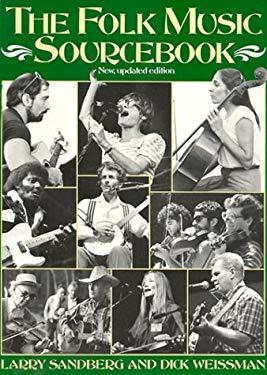 The Folk Music Sourcebook 9780306803604