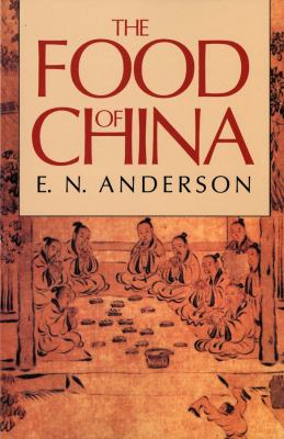 The Food of China 9780300047394
