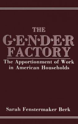 The Gender Factory 9780306417955