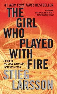 The Girl Who Played with Fire 9780307476159