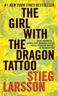 The Girl with the Dragon Tattoo 9780307473479