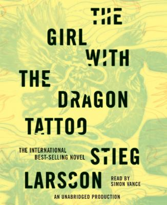 The Girl with the Dragon Tattoo 9780307577580