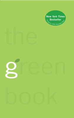 The Green Book: The Everyday Guide to Saving the Planet One Simple Step at a Time 9780307381354