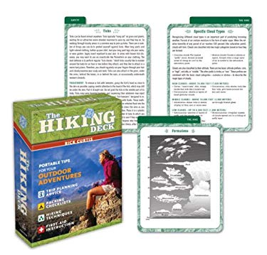 The Hiking Deck: Portable Tips for Your Outdoor Adventures 9780307453075
