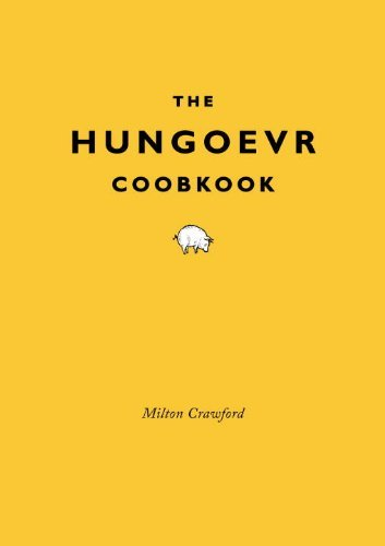 The Hungover Cookbook 9780307886316
