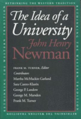 The Idea of a University 9780300064056