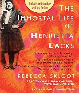 The Immortal Life of Henrietta Lacks 9780307712509