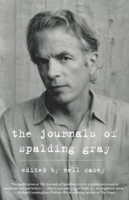 The Journals of Spalding Gray 9780307474919