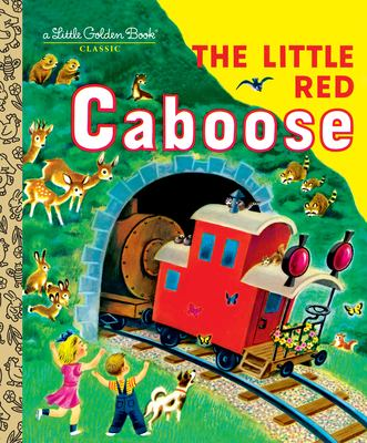 The Little Red Caboose 9780307021526