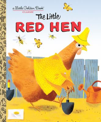 The Little Red Hen 9780307960306