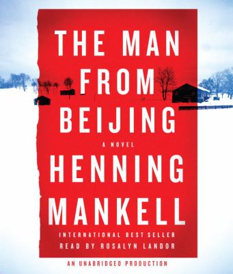 The Man from Beijing 9780307712356