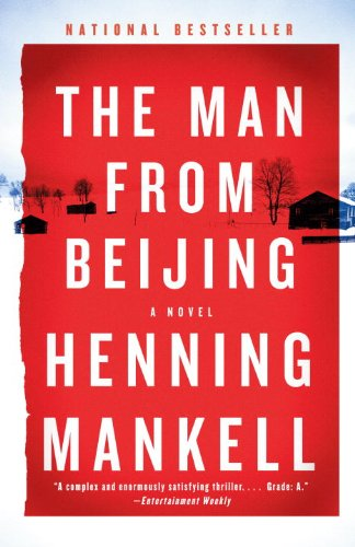 The Man from Beijing 9780307472847